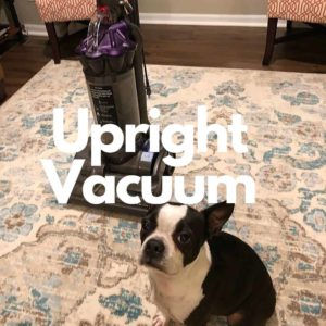 Vacuum Recommend. Boston Terrier Society.