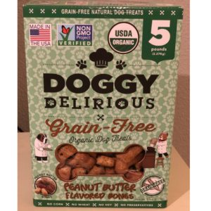 Recommended Dog Treats.